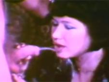 Pisse trinken im Retro Sexfilm