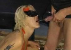 Versaute Piss Orgie aus Deutschland